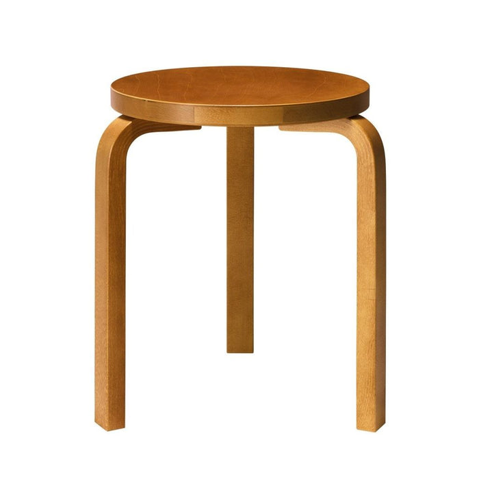Stool 60 Honey Stained / Birch Furniture