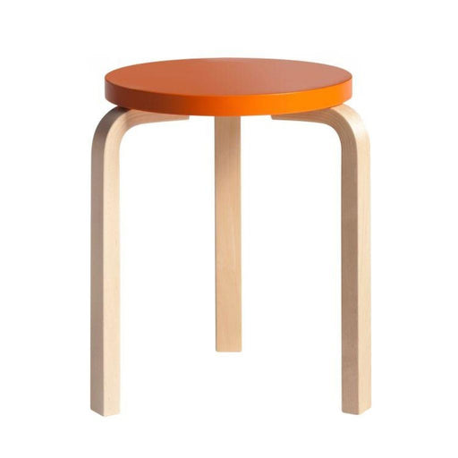Stool 60 Orange Furniture