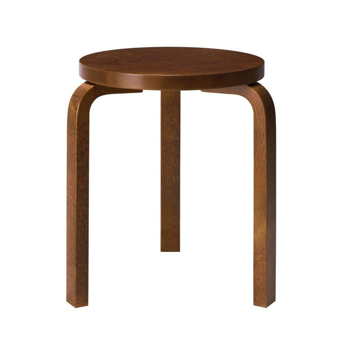 Stool 60 Walnut Stained / Birch Furniture