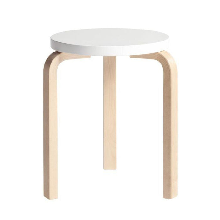 Stool 60 White Furniture