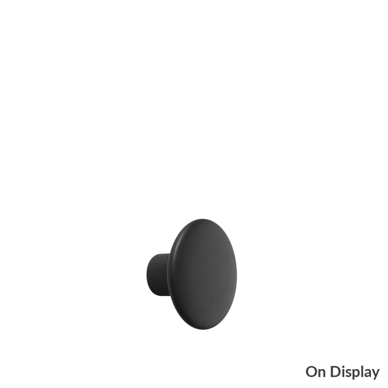 The Dots Small / Black Home Accessories