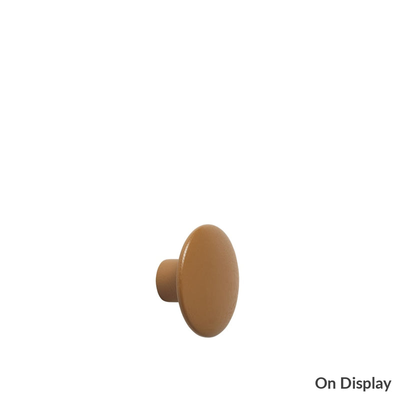 The Dots Small / Clay Brown Home Accessories