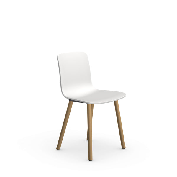 HAL Wood Chair - Un-upholstered