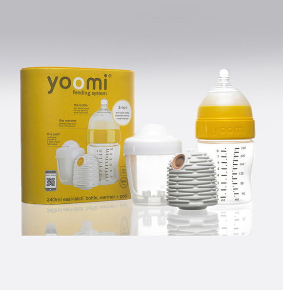 NEW 8oz Feeding System
