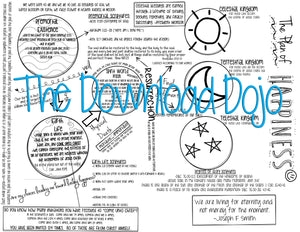 picture about Plan of Salvation Printable identify Software of Salvation 8.5\