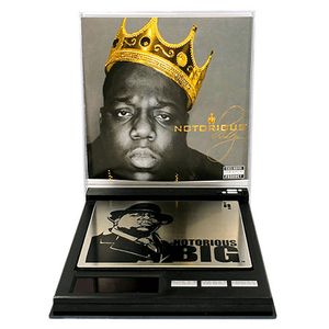 Infyniti CD Scale 100g X 0.01g - Notorious B.I.G. Edition