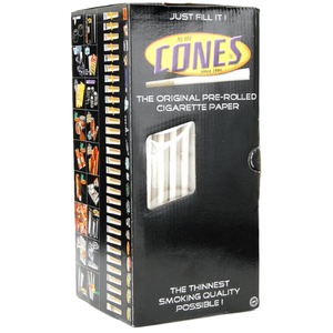 The Originals All Size Cones Pre-Rolled Cigarette Papers - 900 Pack