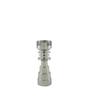 6-Hole Domeless Titanium Nail