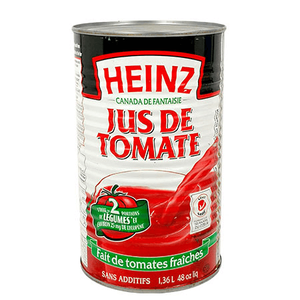 Heinz Tomato Juice Safe Can