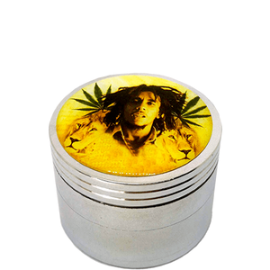 Bob Marley 4-Piece 63mm Grinder