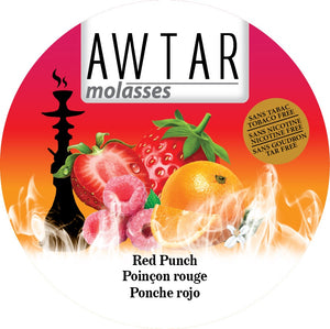 Herbal Molasses - Awtar Red Punch 250g