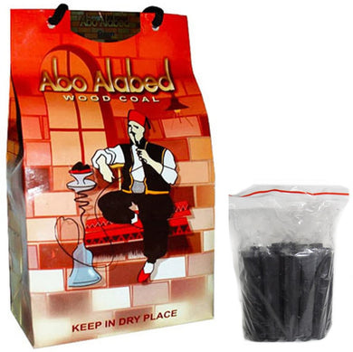 Abo Alabed Charcoal 850g X 12