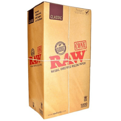 Raw Classic 98 Special Cones - Ultimate 1400 Cone Pack