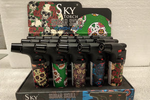 Sky Torch Sugar Skull 15 Pcs