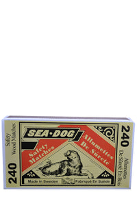 Sea Dog Safety Wood Matches