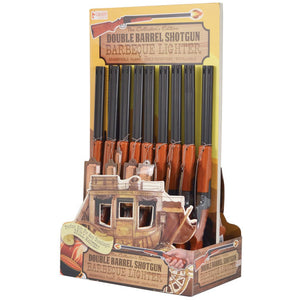 Double Barrel Shotgun Lighter-16 PC