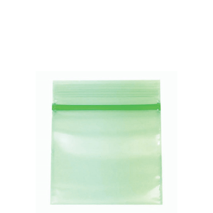 "Apple Baggies 1.25"" x 1.25"" Green - Pack of 1000"