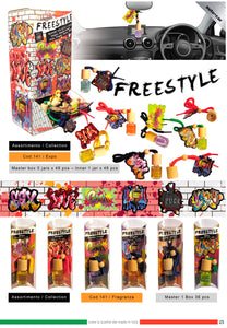 Air Freshener - Freestyle Candy 48 pic