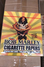 Load image into Gallery viewer, Bob Marley Pure Hemp Extra Long Leaves 33's