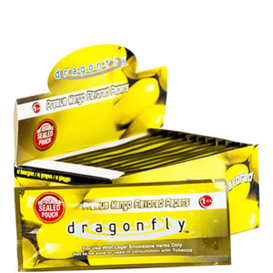 Dragonfly Rolling Papers - 12 Booklet Pack - Mango