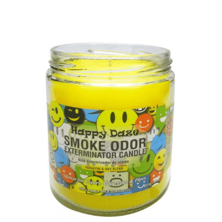 Smoke Odor Exterminator 13oz Candle - Happy Daze