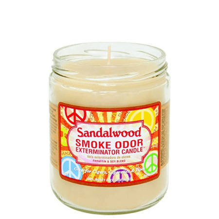 Smoke Odor Exterminator 13oz Candle - Sandalwood