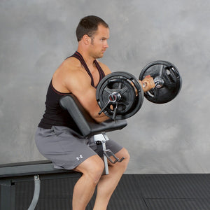 IronMaster Accessorio Biceps Desk
