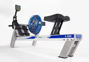 Vogatore E520 FLUID ROWER PROFESSIONAL FIRST DEGREE