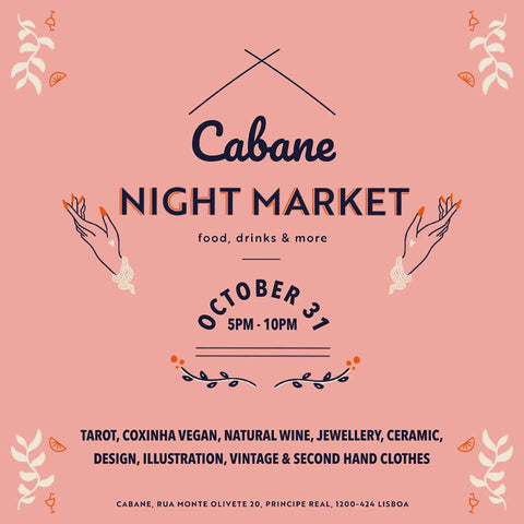 Cabane Night Market with Palas