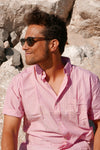 PALAS Vintage - Shirt Pink Stripes