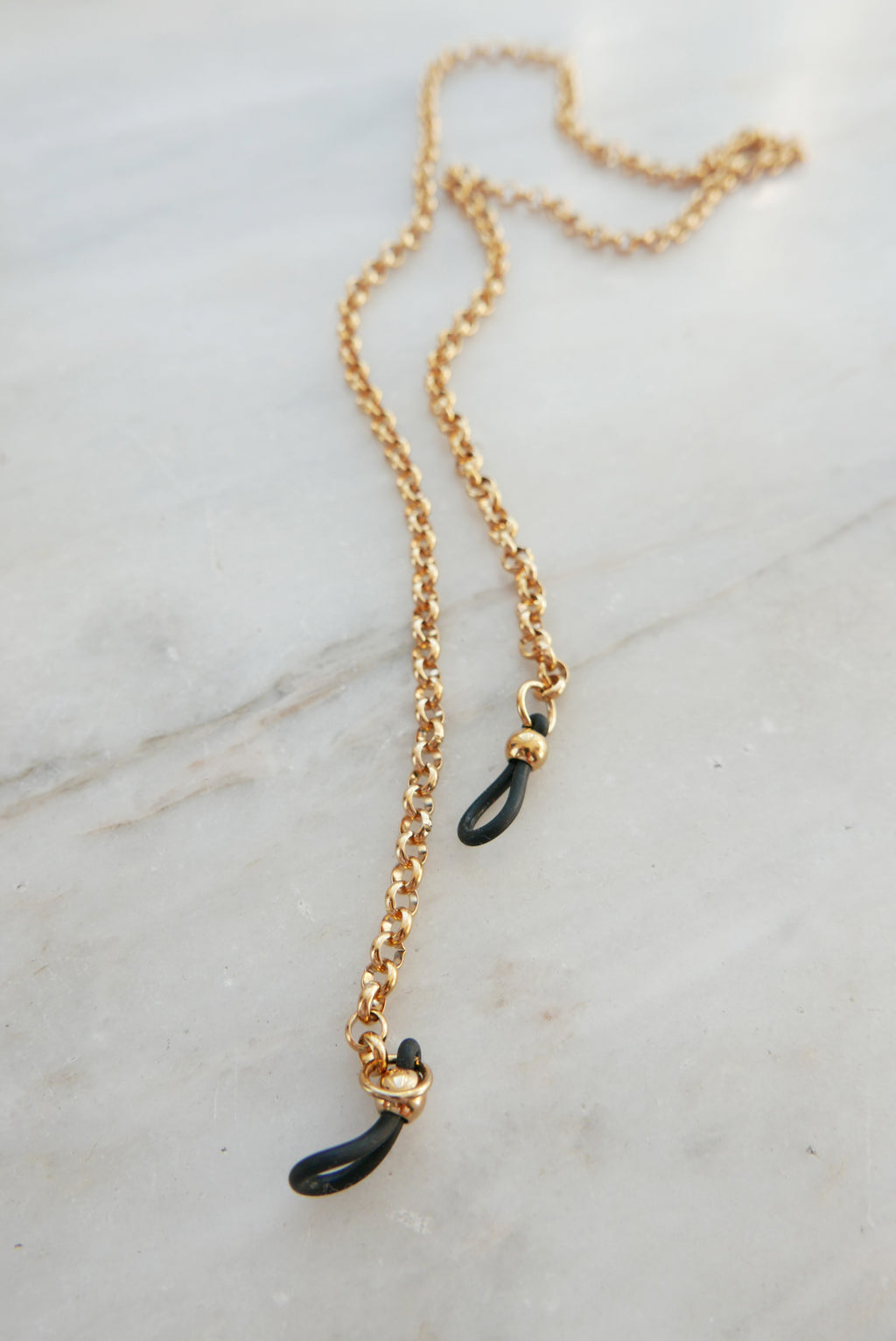 Eyeglasses Chain Gold Cercle