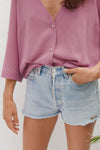 Vintage Short - Denim 501