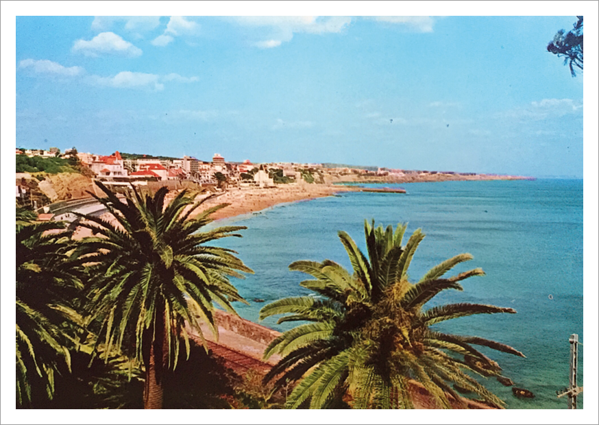 Post Card - French Riviera