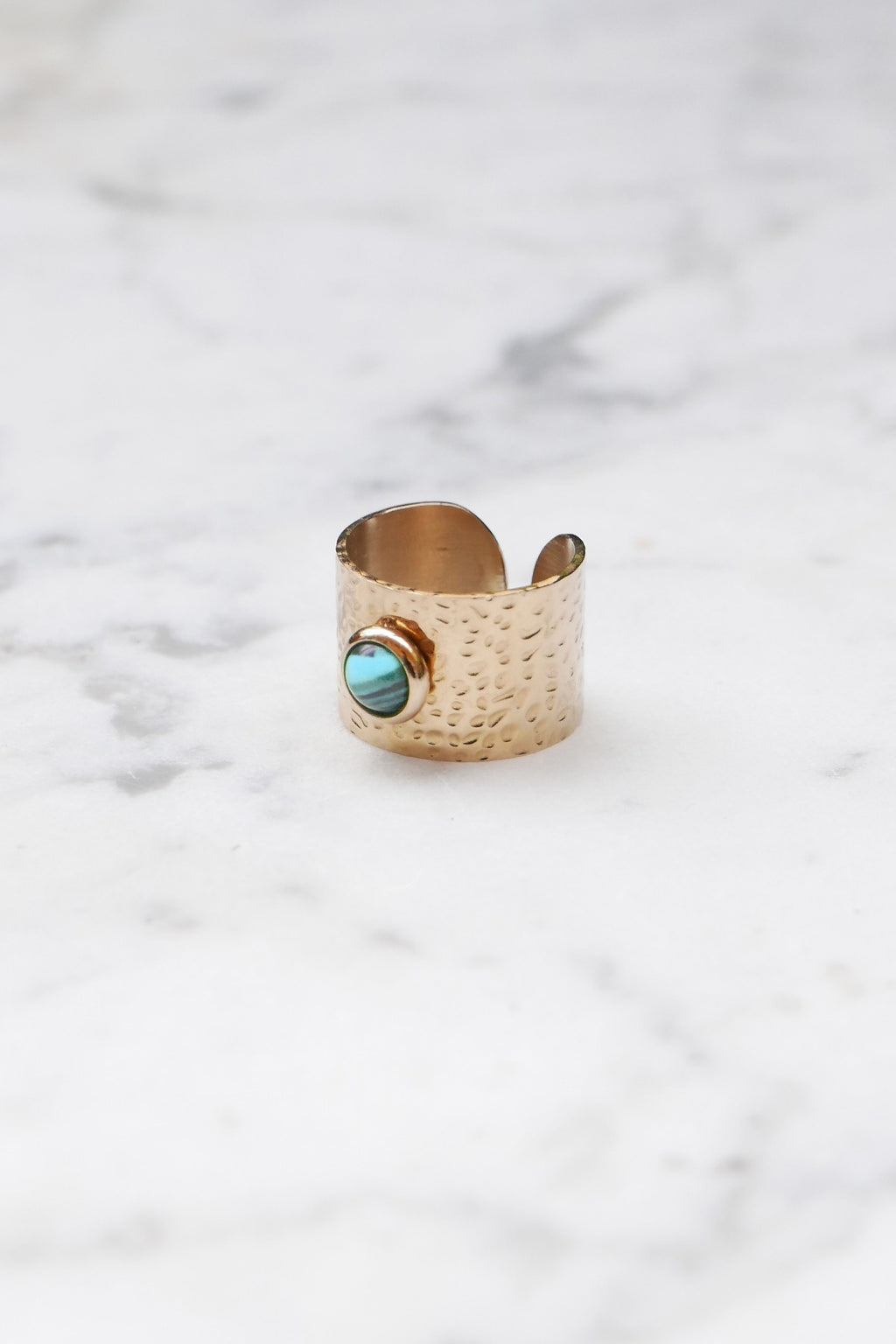 Leila Turquoise Ring
