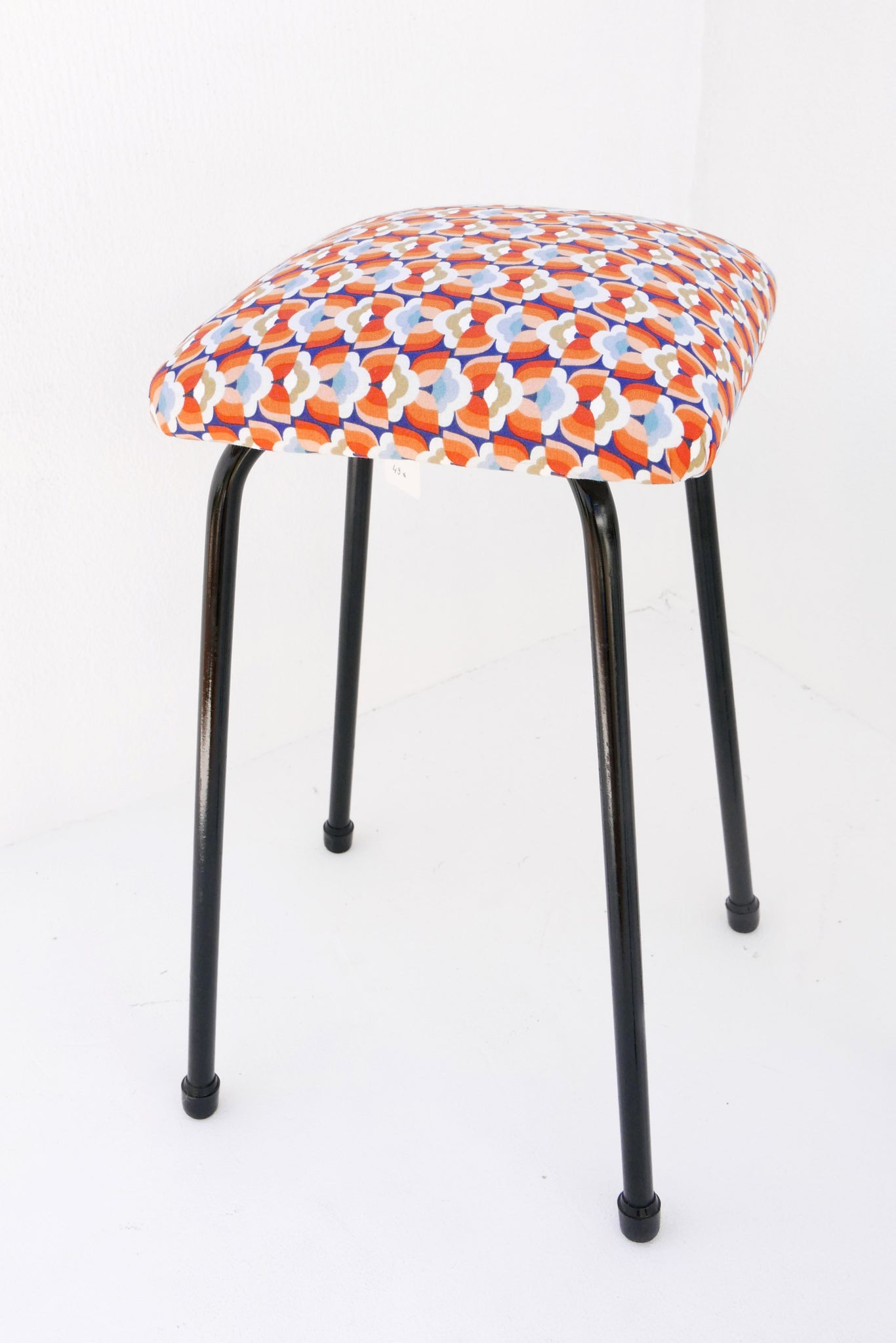 PALAS STOOL - Orange