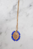 Santa Maria Necklace - King Blue