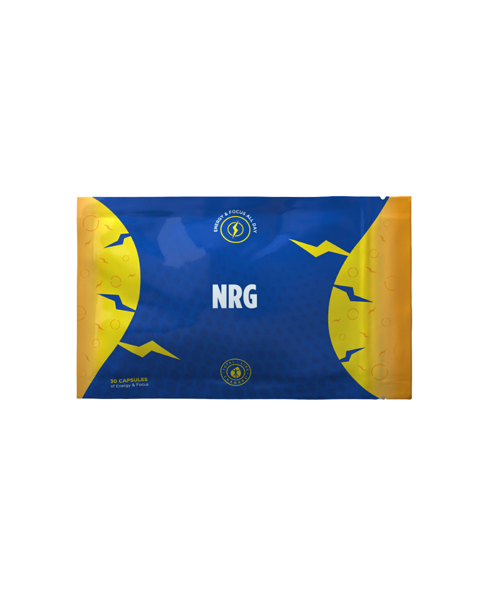NRG sample pack (2 pills)