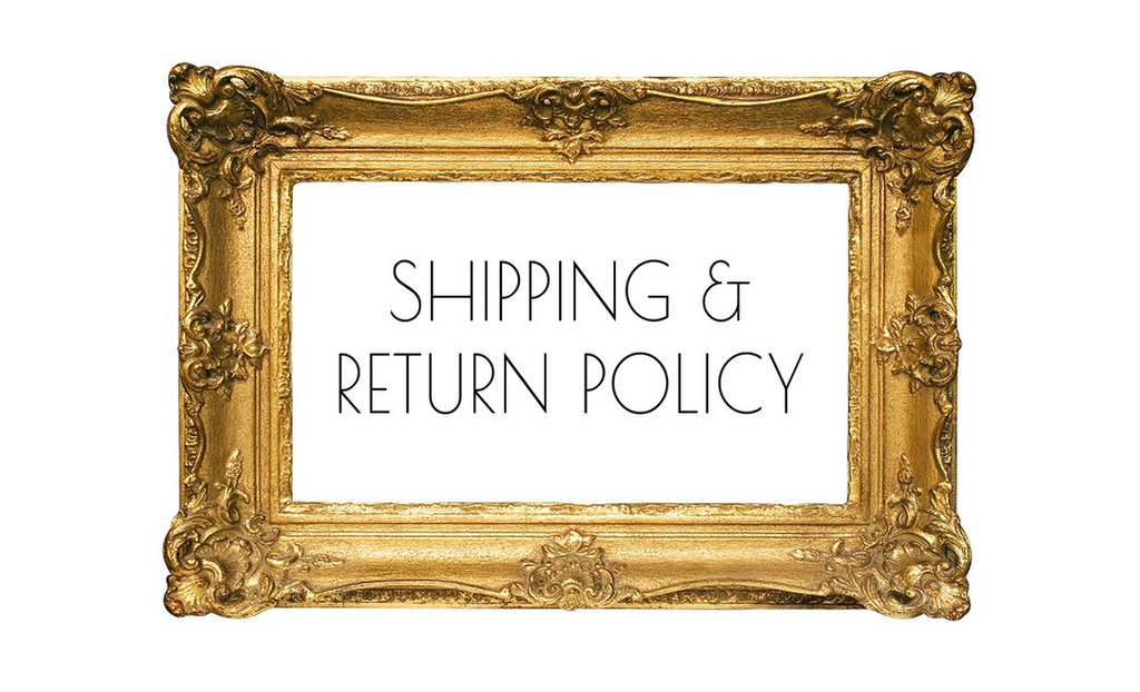 Returns and shipping policy , Jewelry store , Freya treasures