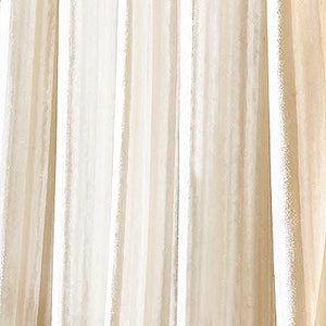Iliana Oyster Curtains