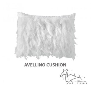 Avellino Oyster Filled Cushion 35cm x 45cm