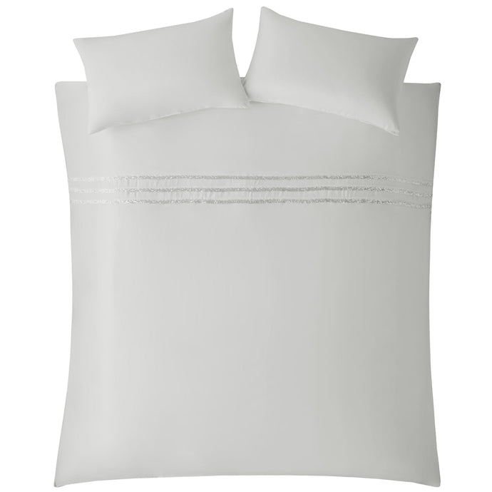 Bardot Oyster Duvet Cover Extra 25% off