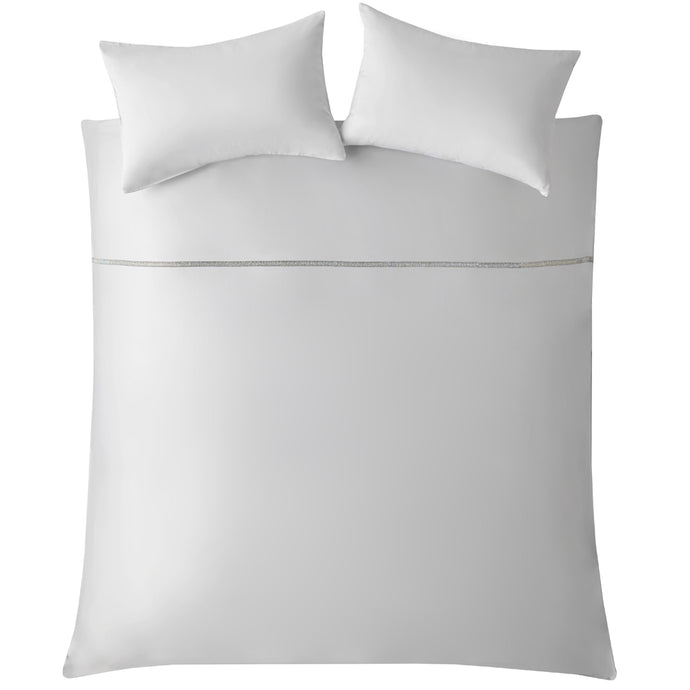 *SET* Messina Quartz Duvet Cover & Housewife Pillowcase Pair