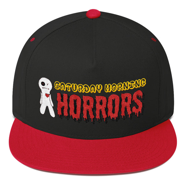 Saturday Morning Horrors - Flat Bill Hat