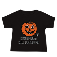 My First Halloween - Baby Jersey T