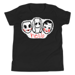 The Strangers Say Hello - Youth Short Sleeve T-Shirt