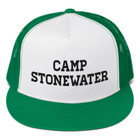Camp STONEWATER - The Burning - Trucker Cap