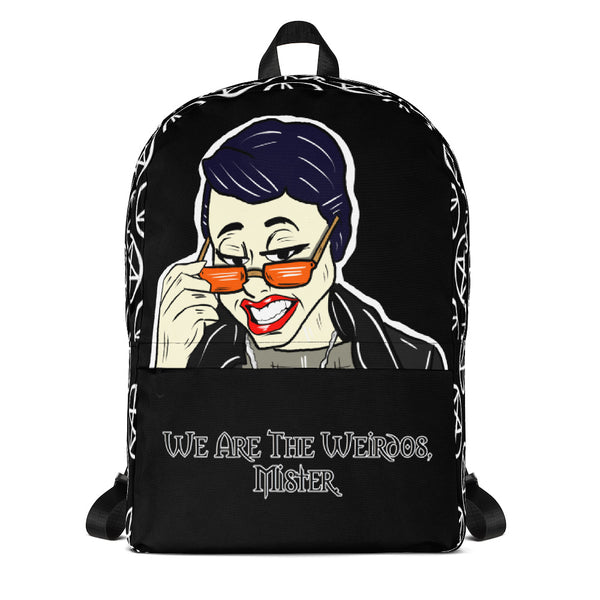 We Are The Weirdos, Mister - The Craft - Backpack