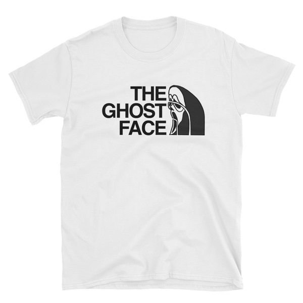 The Ghost Face Unisex T-Shirt