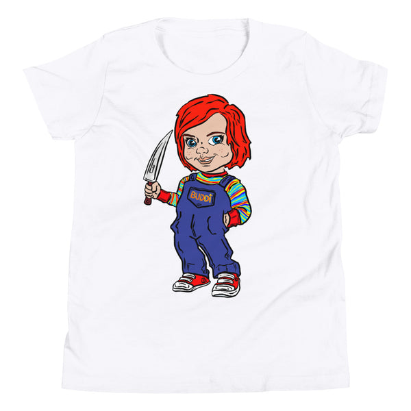 Chucky is a Robot Now - Youth Short Sleeve T-Shirt
