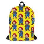Dont $%&* With The Chuck - Chucky Backpack